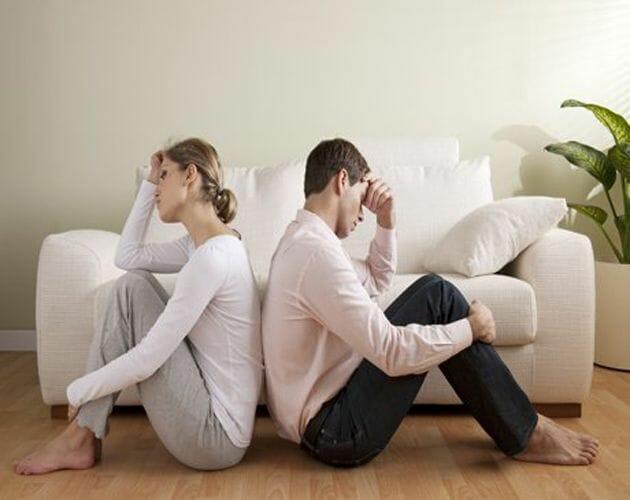 mala comunicación en la pareja