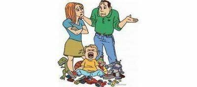 errores educacion hijos