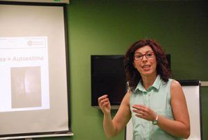 Conferencia Miriam Esquivel