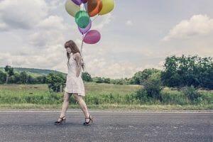 caminar sola